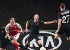Cigaņikam pilna spēle ''Zorya'' neveiksmē pret ''Braga'', ''Milan'' uzvar Prāgā