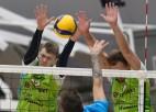 Meistarlīgas spēles atsākas ar Jūrmalas un Jēkabpils volejbolistu cīņām mājās
