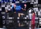 Levandovskis apsteidz Ronaldu un Mesi, kļūstot par FIFA gada labāko futbolistu