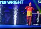 Raits noliek pilnvaras - pasaules čempionātā šautriņās būs jauns čempions