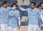 """B sērijas klubs pārsteidz """"Sassuolo"""", Itālijas kausa 1/4 finālā tiek arī """"Atalanta"""""""