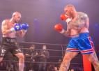 Spēkavīrs Bjērnsons boksa paraugcīņā cīnās neizšķirti pret Bolotņika sakauto Vordu