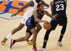 Lutera Kinga dienu atklāj ''Knicks'' otrā uzvara divās dienās