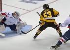 Video: Bļugeram ceturtā vieta NHL momentos, figurē arī Merzļikins, uzvar Krosbijs
