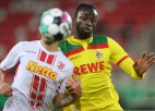 """Arokodare iesit <i>pendeli</i>, """"Köln"""" Vācijas kausā zaudē 2. Bundeslīgas klubam"""
