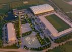 """Babītes pašvaldība gatava sadarboties ar """"Riga FC"""" vērienīgā sporta kompleksa projektā"""