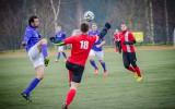"""Foto: FK """"Smiltene BJSS"""" cīnās neizšķirti ar """"AFA Olaine"""""""