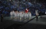 """Foto: Eiropas spēļu atklāšanā piedalās arī Latvijas sportisti un """"Lady Gaga"""""""