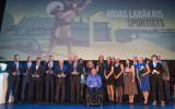 Foto: 2016. gada Rīgas sporta laureāti saņem nopelnītās balvas