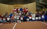 Foto: Cīņas juniori sadala godalgas Latvijas čempionātā