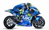 Foto: ''Suzuki'' un ''Yamaha'' komandas prezentē motociklu jaunos krāsojumus