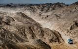 """Foto: Viens no pasaulē grūtākajiem rallijreidiem - """"Silk Way Rally"""""""