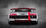 """Foto: """"Audi"""" prezentē savu jaunāko sacīkšu auto """"R8 LMS GT4"""""""