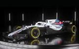 """Foto: """"Williams"""" F1 komanda prezentē jauno modeli """"FW41"""""""