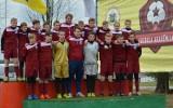 Foto: LFF Futbola akadēmijas U-13 reģionālo izlašu turnīrs