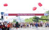 """Foto: """"Nordea Rīgas maratonā"""" - jautrākie un interesantākie"""