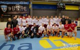 """Foto: Junioriem labs mačs pret """"SK Bivoj Litvinov"""""""