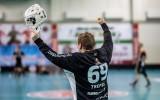 """Foto: Mirkšs un """"Rubene"""" vēlreiz pieveic """"Valmieru"""""""