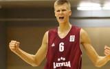 """Kristaps Porziņģis: """"Centīšos nepievilt Latviju"""""""