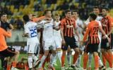 """""""Shakhtar"""" pret """"Dynamo"""" – provokācija, masu kautiņš un """"viltus"""" tituls"""