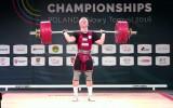 Svarcēlājs Suharevs - trīskārtējais U17 Eiropas čempions