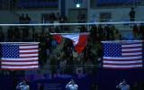 Video: Apbalvošanas ceremonijā notiek kļūme ar karogu