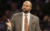 """Ņujorkas """"Knicks"""" bijušais treneris Fišers slavē Porziņģa attieksmi un darba ētiku"""