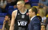 """Iļja Gromovs: """"Porziņģim cenšos tikt garām no labās puses"""""""