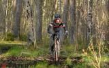 """Ingrīda Šmite: """"Aicinu Latvijas sievietes pievērsties kalnu riteņbraukšanai"""""""