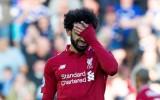 Futbola fani izsmej Salāham veltīto skulptūru