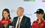 Latvijas dāmu izlase sapņo par augstākiem mērķiem un vēlas šokēt pasauli