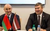 """Baltkrievu hokeja šefs: """"Ar Latviju izskatām kopīgu plānu, kā piesaistīt skatītājus"""""""