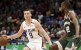 Viedoklis: Dairis Bertāns un viņa konkurenti par vietu NBA laukumā
