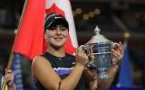 """""""US Open"""" čempioni saņems par nepilnu miljonu mazāk nekā pirms gada"""