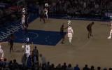 """Video: """"Shaqtin' A Fool"""" patīk """"76ers"""" pāreja no sešiem uz četriem spēlētājiem"""