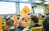 Teksta tiešraide: LFF vēlēšanu kongress