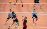 Vīriešu volejbola izlase no Igaunijas pārved trīs zaudējumus