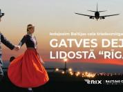 Video: Baltijas ceļa trīsdesmitgadē 100 dejotāji vienojas dejā