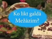 """Video: #2 """"Astroloģiskā virtuve"""" – Ko likt galdā Mežāzim?"""