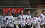 <i>Inline</i> hokeja izlase pārspēj arī britus un uzvar grupā