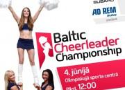 Baltijas labākās karsējmeitenes sacentīsies Laura Reinika vadībā