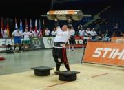 Eiropas spēkavīru čempionātā amatieriem latvieši izcīna divus kausus
