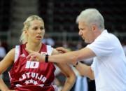 """Jēkabsone-Žogota: """"Viss iet uz to, ka Eiropas čempionātā jātiek tālāk"""""""