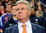 """Hidinks kritizē Nīderlandes fanus par Injestas izsvilpšanu: """"Tas ir negods"""""""