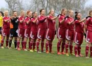 """Sieviešu izlasei neizšķirts ar Lietuvu, """"Euro2017"""" kvalifikācija beigusies"""
