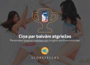 """Konkurss. ScoreFellas piedāvā: """"IIHF Open battle 2015"""""""