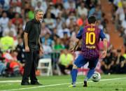 Mourinju: ''Spānijā sezonā bija jāaizvada trīs četras nopietnas spēles''