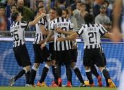 """""""Juventus"""" pēc 20 gadu pārtraukuma triumfē Itālijas kausa izcīņā"""