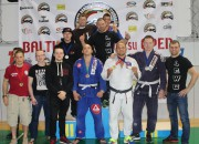 Latvijas komanda no Baltijas čempionāta BJJ atgriežas ar medaļām