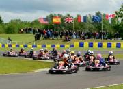 Latvijā šogad pirmo reizi notiks pasaulē lielākā īres kartinga čempionāta posmi